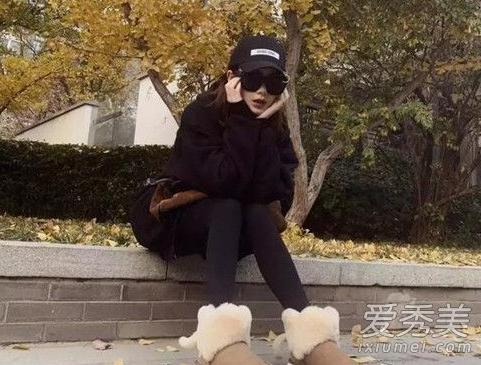 陈赫设计的雪地靴是什么样子的?网友直呼造型可爱