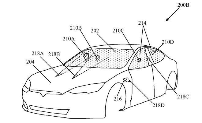 特斯拉用激光充当挡风玻璃雨刷专利获批